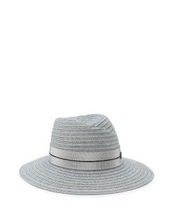 Maison Michel | Соломенная Шляпа С Лентой