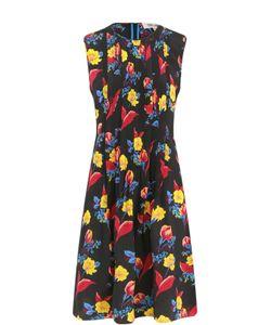 Diane Von Furstenberg | Шелковое Мини-Платье С Принтом