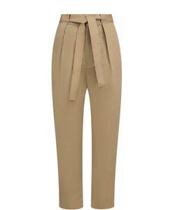 Polo Ralph Lauren | Укороченные Брюки С Защипами И Поясом