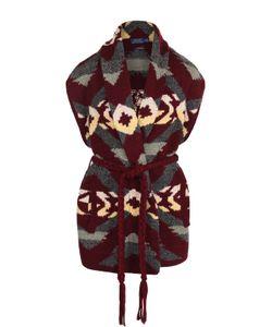 Polo Ralph Lauren | Вязаный Жилет С Поясом И Принтом