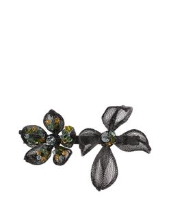 Colette Malouf | Заколка Цветочным Декором