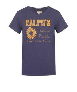 Denim & Supply Ralph Lauren | Футболка Прямого Кроя С Контрастным Принтом Denimsupply By Ralph Lauren