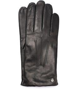 Roeckl | Кожаные Перчатки С Подкладкой Из Смеси Кашемира И Шерсти