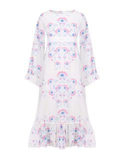 Athena Procopiou | Платье Свободного Кроя С Завышенной Талией
