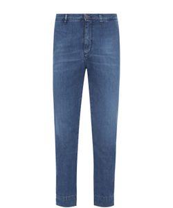 2 Men | Укороченные Джинсы Прямого Кроя Jeans