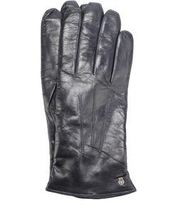 Roeckl   Кожаные Перчатки С Подкладкой Из Смеси Шерсти И Кашемира