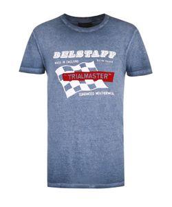 Belstaff | Хлопковая Футболка С Принтом