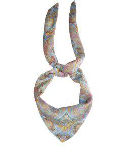 Michele Binda | Шелковый Платок С Принтом