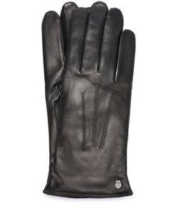 Roeckl | Кожаные Перчатки С Подкладкой Из Смеси Шерсти И Кашемира