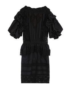 Faith Connexion | Кружевное Платье С Открытыми Плечами