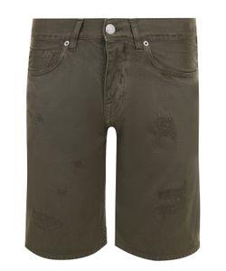 2 Men | Джинсовые Шорты С Потертостями Jeans