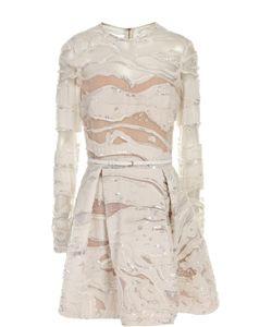 Elie Saab | Вечернее Платье С Ремнем