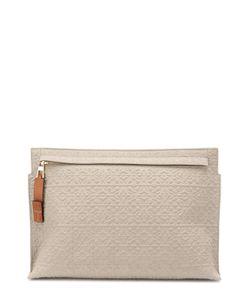 Loewe | Текстильный Клатч T Pouch