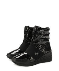 Michael Michael Kors | Текстильные Утепленные Ботинки Shay