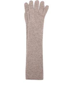 Johnstons Of Elgin | Удлиненные Перчатки Из Кашемира