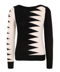 Marc Jacobs | Пуловер С Вырезом-Лодочка И Принтом