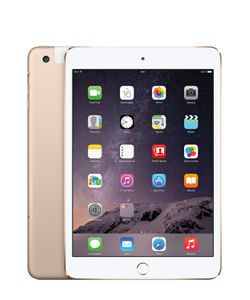 Apple | Ipad Mini 3 Wi-Fi Cellular 16gb Gold