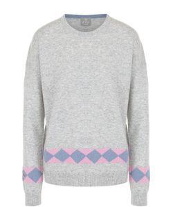 Ftc | Кашемировый Пуловер Со Спущенным Рукавом