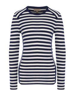 Burberry | Облегающий Пуловер В Контрастную Полоску