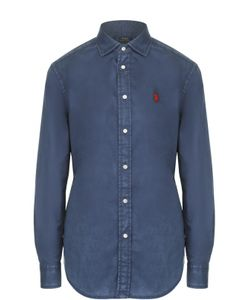Polo Ralph Lauren | Блуза Прямого Кроя С Вышитым Логотипом Бренда