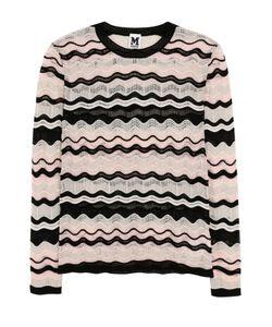 Missoni | Пуловер Прямого Кроя С Круглым Вырезом M