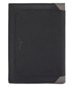 Brioni | Кожаная Обложка Для Паспорта С Отделениями Для Кредитных Карт