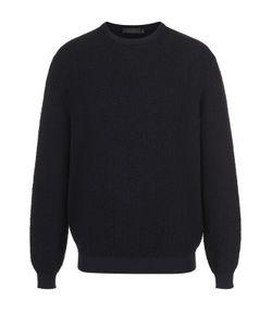 Calvin Klein Collection   Шерстяной Джемпер Фактурной Вязки