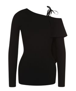 Dorothee Schumacher | Пуловер Фактурной Вязки Асимметричного Кроя