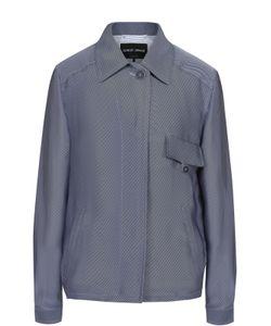 Giorgio Armani | Куртка Свободного С Отложным Воротником