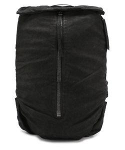 Barbara I Gongini | Кожаный Рюкзак С Внешним Карманом На Молнии