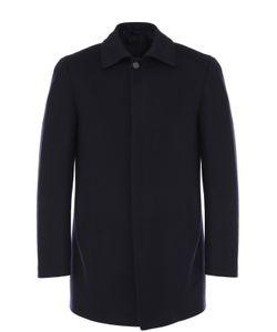 Brioni | Укороченной Пальто Из Смеси Шерсти И Кашемира С Шелком