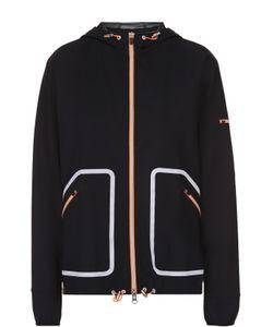 Monreal London | Спортивная Куртка На Молнии С Контрастной Отделкой