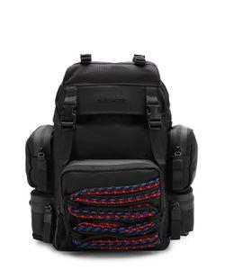Dsquared2 | Текстильный Рюкзак С Внешними Карманами На Молнии