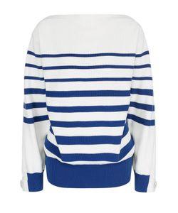 Sacai | Пуловер С Открытой Спиной И Декоративной Шнуровкой