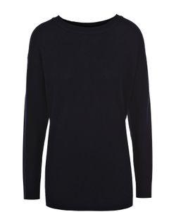 James Perse | Кашемировый Пуловер Прямого Кроя С Круглым Вырезом