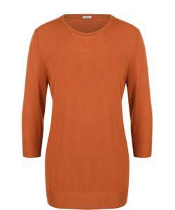 Malo | Удлиненный Пуловер Прямого Кроя С Круглым Вырезом