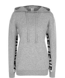 Ftc | Однотонный Кашемировый Пуловер С Капюшоном