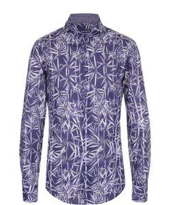 JACQUES BRITT | Хлопковая Рубашка С Принтом