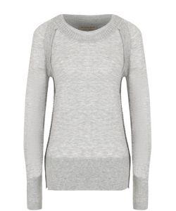 Burberry | Кашемировый Пуловер Прямого Кроя