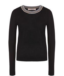Dorothee Schumacher | Пуловер С Декорированным Круглым Вырезом