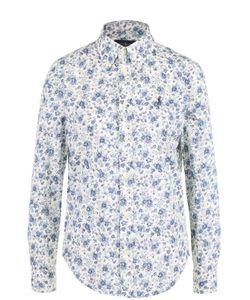 Polo Ralph Lauren | Блуза Прямого Кроя С Цветочным Принтом