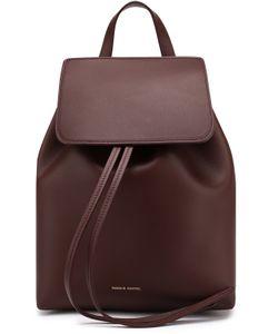 MANSUR GAVRIEL | Кожаный Рюкзак С Клапаном Mini Backpack