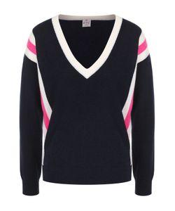 Ftc | Пуловер С Контрастной Отделкой И V-Образным Вырезом
