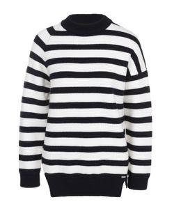 Dsquared2 | Пуловер В Контрастную Полоску С Круглым Вырезом