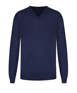 Tsum Collection | Пуловер Из Шерсти Тонкой Вязки