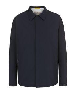 Canali | Куртка На Кнопках С Отложным Воротником