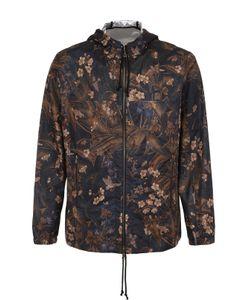 Dries Van Noten | Хлопковая Куртка Свободного Кроя На Молнии С Капюшоном