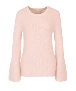 Michael Michael Kors | Пуловер С Круглым Вырезом И Металлизированной Нитью