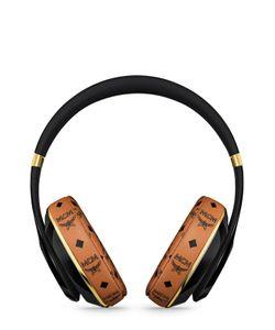 Beats   Наушники X Mcm Studio Wireless And Custom Mcm Case