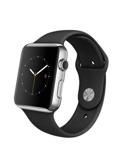 Apple | Watch 42mm With Black Sport Band